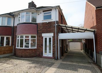Thumbnail 3 bed semi-detached house to rent in 53 Liverpool Avenue, Doncaster, South Yorkshire