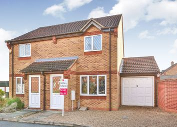 Thumbnail 2 bed semi-detached house for sale in Buttercup Way, Three Score, Norwich