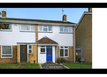 Thumbnail 3 bed semi-detached house to rent in St Pauls Gate, Wokingham