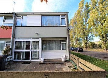 Thumbnail 3 bedroom property for sale in Wivenhoe Road, Barking