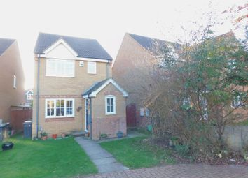 Thumbnail 3 bed detached house for sale in Denton Drive, Marston Moretaine