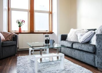 Thumbnail 1 bed flat to rent in East King Street, Helensburgh
