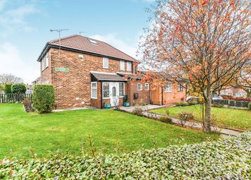 Thumbnail 3 bed semi-detached house for sale in Keats Avenue, Whiston, Prescot