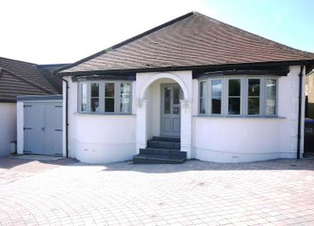 Thumbnail 3 bedroom detached bungalow for sale in Kingswell Ride, Cuffley, Potters Bar
