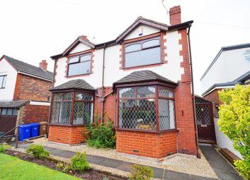 Thumbnail 3 bed detached house for sale in High Lane, Burslem, Stoke-On-Trent