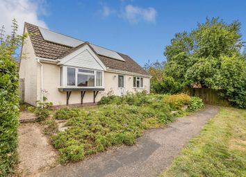 Thumbnail 2 bed detached bungalow for sale in Morris Close, Stoke Holy Cross, Norwich