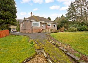 Thumbnail 4 bed bungalow for sale in Cumroch Road, Lennoxtown, Glasgow, East Dunbartonshire