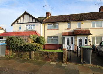 Thumbnail 3 bed terraced house for sale in Northumberland Avenue, Enfield