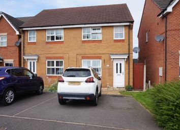 Thumbnail 3 bedroom semi-detached house for sale in Onsetter Road, Berryhill, Stoke-On-Trent