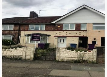 Thumbnail 3 bed terraced house for sale in Townsend Lane, Liverpool