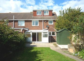 Thumbnail 4 bed semi-detached house to rent in Vicarage Terrace, Elson Road, Gosport