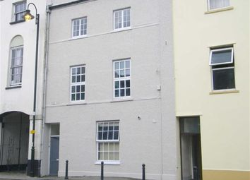 Thumbnail 1 bed flat for sale in Castle Terrace, Narberth, Pembrokeshire