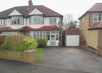 Thumbnail 3 bedroom semi-detached house for sale in East Drive, Carshalton