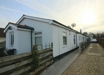 Thumbnail 1 bed semi-detached bungalow for sale in Bulford Road, Shipton Bellinger