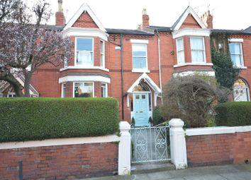 Thumbnail 4 bedroom terraced house for sale in Cheltenham Avenue, Sefton Park, Liverpool