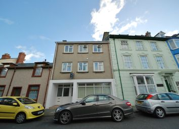 Thumbnail 2 bedroom flat to rent in Great Darkgate Street, Aberystwyth