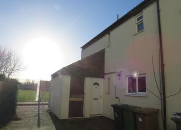 Thumbnail 3 bed terraced house for sale in Whitwell, Paston, Peterborough