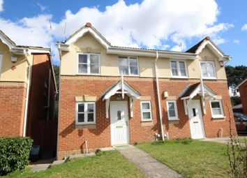 Thumbnail 2 bedroom semi-detached house for sale in Brockton Street, Kingsthorpe, Northampton