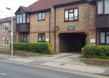 Thumbnail 1 bedroom flat to rent in Wheatsheaf House, Whittlesey