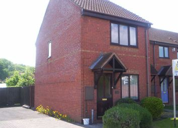 Thumbnail 2 bed end terrace house to rent in Ormonds Close, Bradley Stoke, Bristol