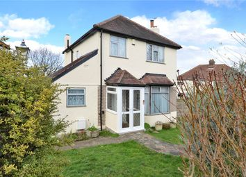 Thumbnail 3 bed detached house for sale in Lambert Road, Banstead, Surrey