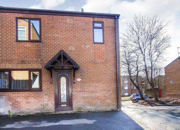 Thumbnail 3 bed terraced house for sale in Norham Court, Washington