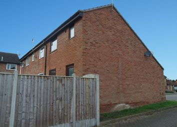 Thumbnail 1 bedroom terraced house for sale in Petit Couronne Way, Beccles