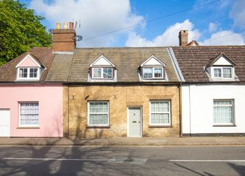 Thumbnail 3 bed cottage for sale in High Street, Bassingbourn, Royston