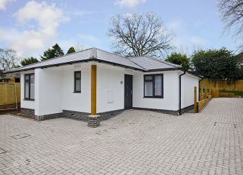 Thumbnail 3 bedroom detached bungalow for sale in Herbert Avenue, Parkstone, Poole