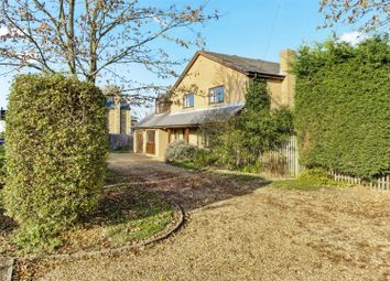 Thumbnail 5 bedroom detached house for sale in St. Neots Road, Abbotsley, St. Neots