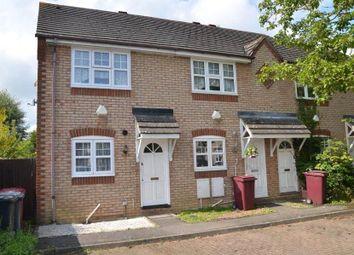 Thumbnail 2 bedroom end terrace house for sale in Manor Park Close, Tilehurst, Reading, Berkshire