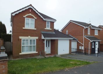 Thumbnail 3 bed detached house for sale in Spitfire Way, Tunstall, Stoke-On-Trent