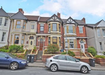 Thumbnail 5 bed terraced house for sale in Spacious Three Storey Period House, Coldra Road, Newport
