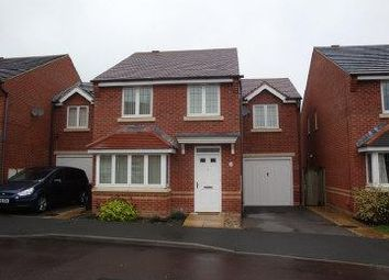 Thumbnail 4 bed detached house to rent in Florence Gardens, Thatcham