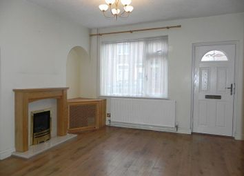 Thumbnail 3 bed terraced house to rent in 42 Neville Street, Glascote, Tamworth