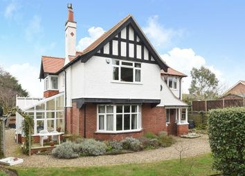 Thumbnail 5 bedroom detached house for sale in Hooks Hill Road, Sheringham