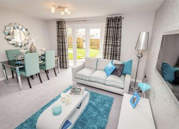 "Thumbnail 3 bed semi-detached house for sale in ""Barwick"" at Lytham Road, Warton, Preston"