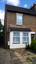 Thumbnail 2 bed end terrace house to rent in College Road, Bromley