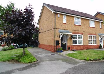 Thumbnail 2 bed semi-detached house to rent in Highland Drive, Sutton-In-Ashfield