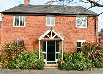 Thumbnail 4 bed detached house for sale in Chapelfield Grove, Bingham, Nottingham