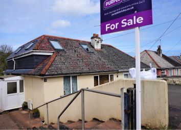 Thumbnail 4 bed semi-detached house for sale in St. Marys Park, Paignton
