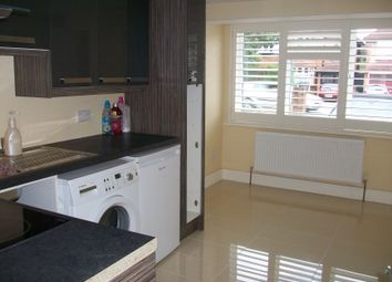 Thumbnail 1 bed flat to rent in Percy Road, Whitton