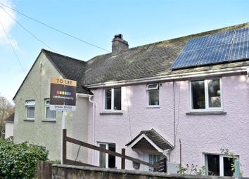Thumbnail 2 bed terraced house to rent in Grenville Road, Falmouth