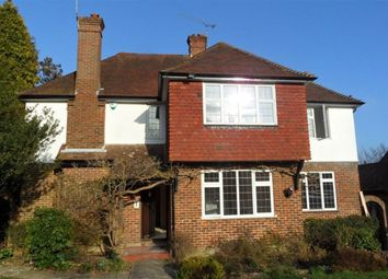 Thumbnail 4 bed detached house to rent in Marlborough Crescent, Sevenoaks