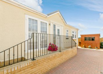 Thumbnail 2 bed property for sale in Manor Park Homes Estate, (Off) New Road, Hailsham