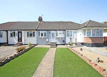 Thumbnail 2 bed terraced bungalow for sale in Fordwater Road, Chertsey, Surrey