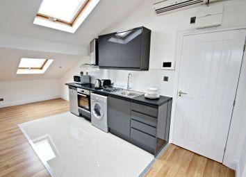 Thumbnail 1 bed flat to rent in 87A Wembley Hill Road, Wembley