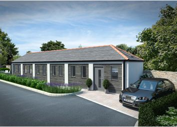 Thumbnail 3 bed detached bungalow for sale in Station Yard, Trevu Road, Camborne