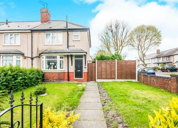 Thumbnail 3 bed end terrace house for sale in Manor Road, Tipton