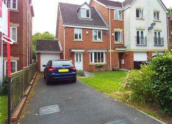 Thumbnail 3 bedroom end terrace house for sale in Oakwood Drive, Worsley, Manchester, Greater Manchester
